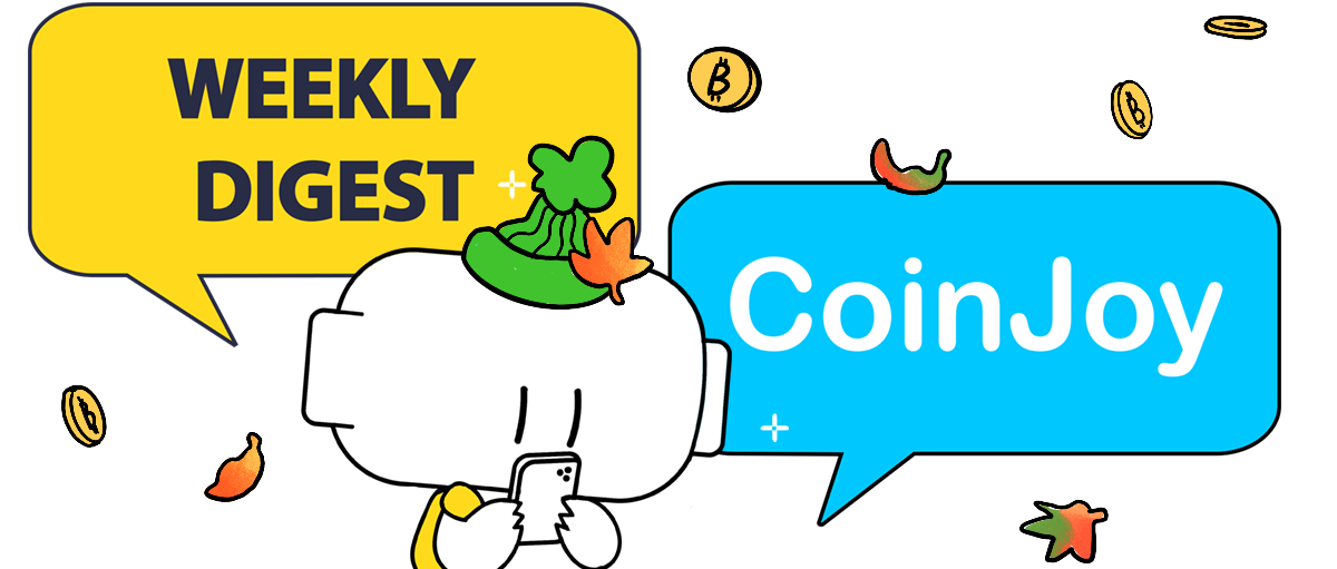 Crypto weekly digest autumn