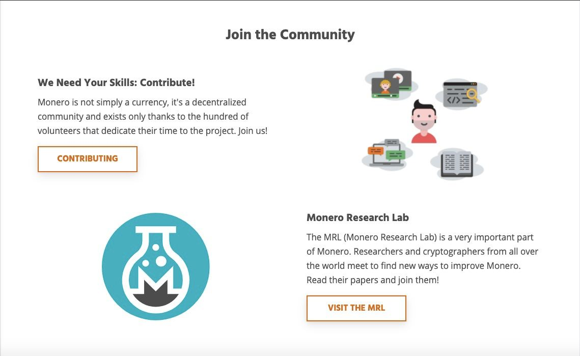 Monero research lab