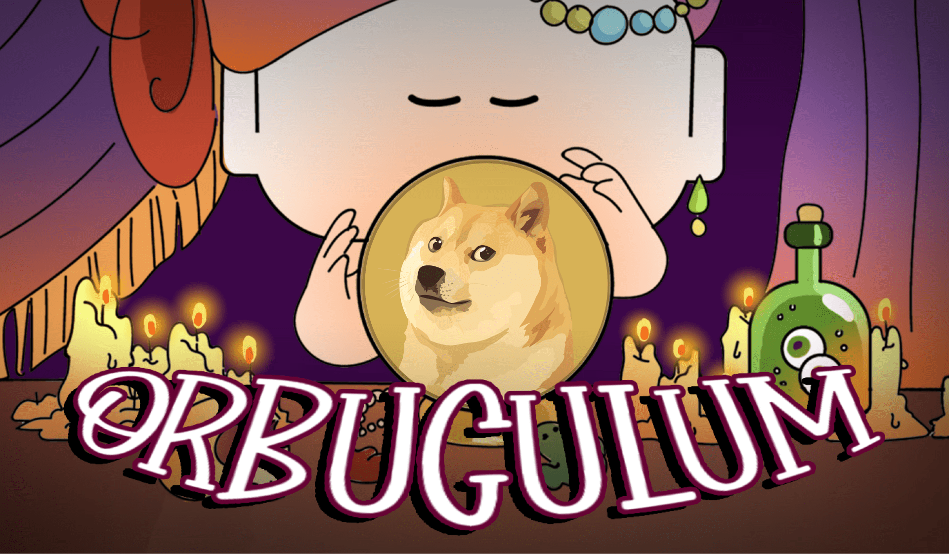 Orbuculum: Dogecoin Price Analysis and Mid-term Price ...